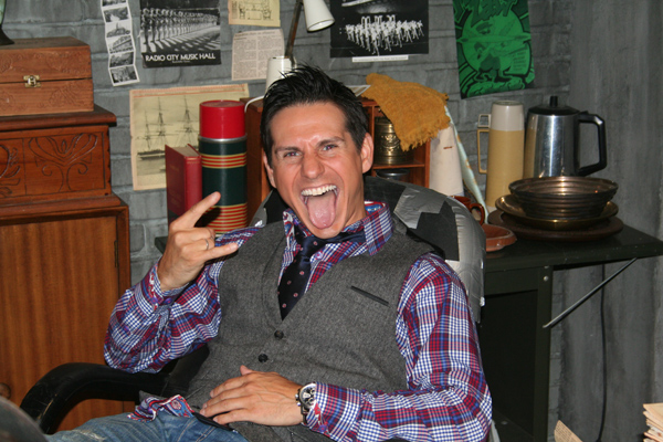 Rick Campanelli&#8217;s Rockin&#8217; &#8216;CBGB&#8217; Set Visit