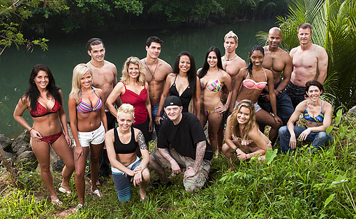 Three Returning 'Survivor' Castaways Announced
