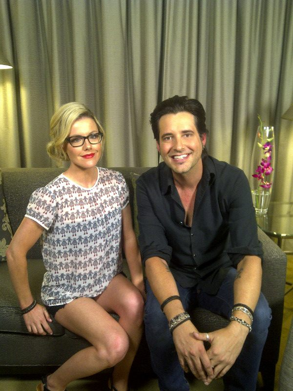 Roz Meets His High School Crush Kathleen Robertson