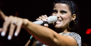 Nelly Furtado performs at The Sayers Club in Hollywood CA, Photo: Getty