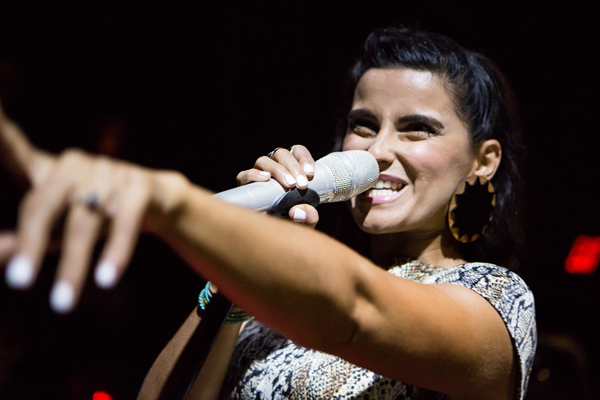 Nelly Furtado's Spirit is 'Indestructible'