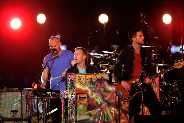 Preview Coldplay's Concert Film