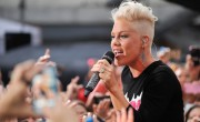 Behind-The-Scenes With P!nk