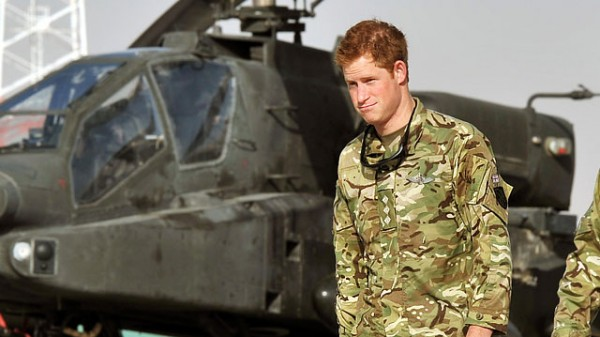 Prince Harry Gets Deployed to Afghanistan