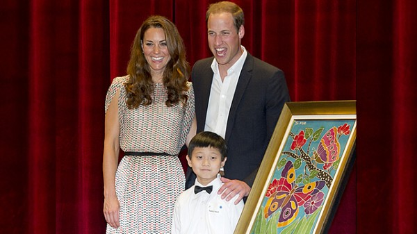 Wills and Kate Are Expecting A Baby!