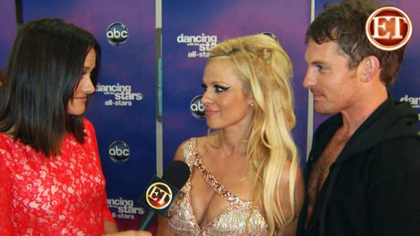 Pam Anderson Feels Like the 'Underdog' on 'DWTS'