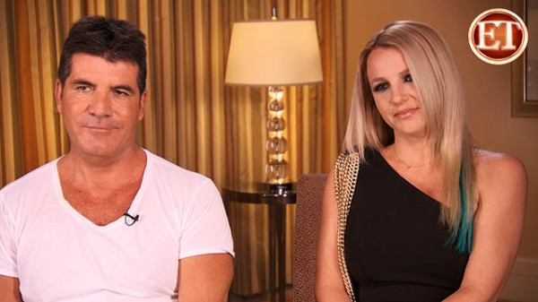 How Simon Cowell Swayed Britney to &#8216;X Factor&#8217;