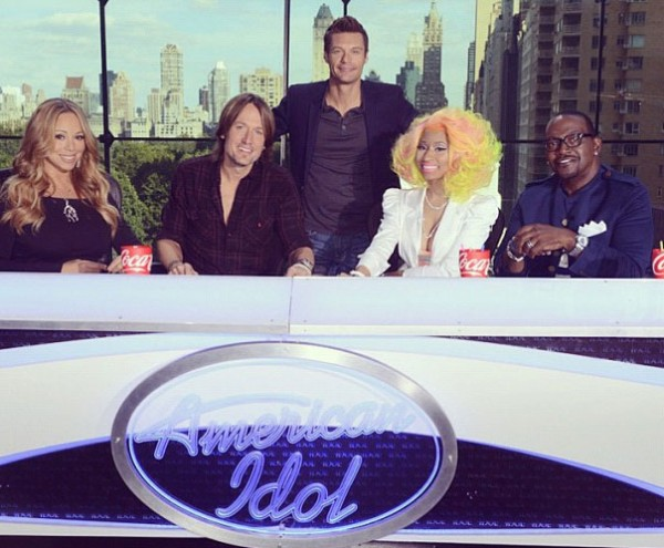 New 'American Idol' Judges Take Their Seats