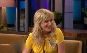 Amy Poehler Lights Up and Sips A Martini On 'Leno'