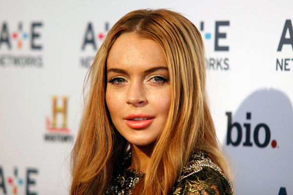 Lindsay Lohan Hit And Run Video Released