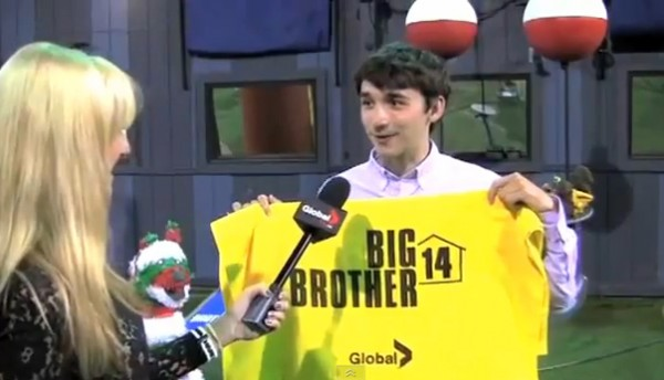 Big Brother Winner Ian's Advice For Canadian House Guests