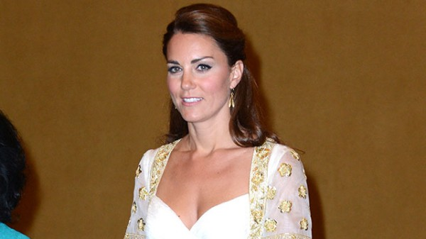 Palace Speaks on Kate Middleton Topless Photos