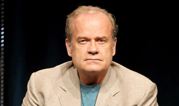 Kelsey Grammer &#8216;Ran Out&#8217; Of Piers Morgan&#8217;s Show