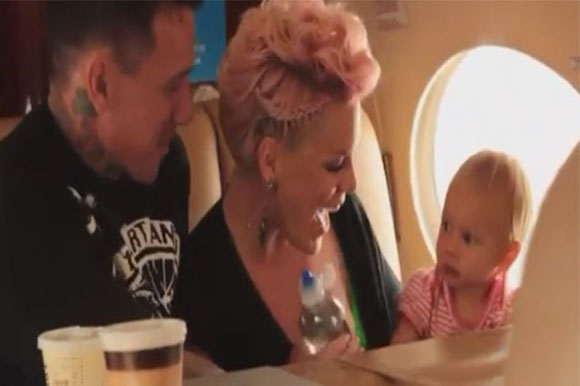 P!nk&#8217;s Love Letter to Her Daughter Willow