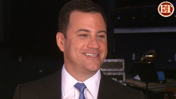 Jimmy Kimmel Rolls Out Emmy Red Carpet