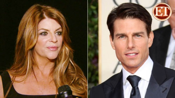 Kirstie Alley Defends Tom Cruise & Scientology