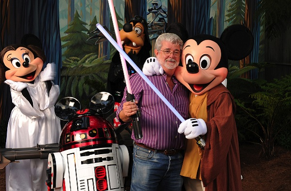 Disney Buys Lucasfilm, New 'Star Wars' In The Works