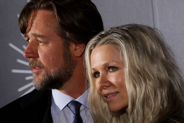Report: Russell Crowe and Danielle Spencer Separate