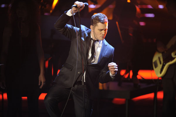 A Second Michael Buble Christmas