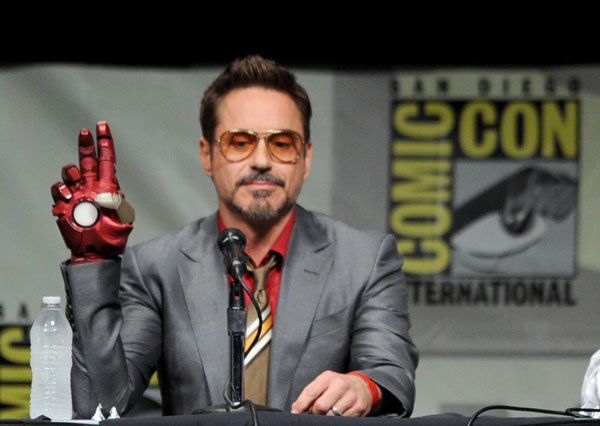 WATCH: Iron Man 3 Trailer