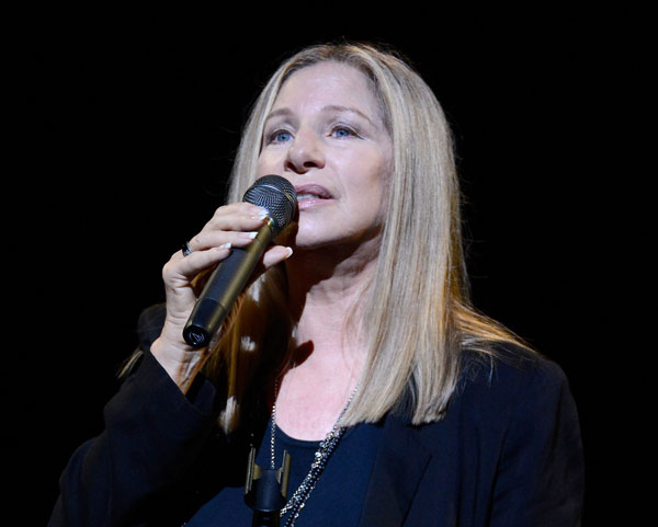 Barbra Streisand Debuts Unreleased Material
