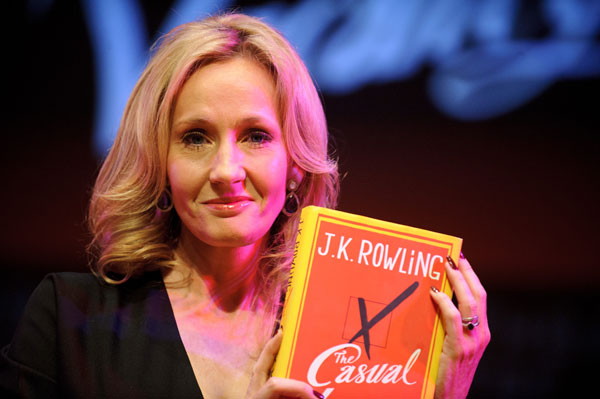 J.K. Rowling Talks 'The Casual Vacancy' and Her Fans