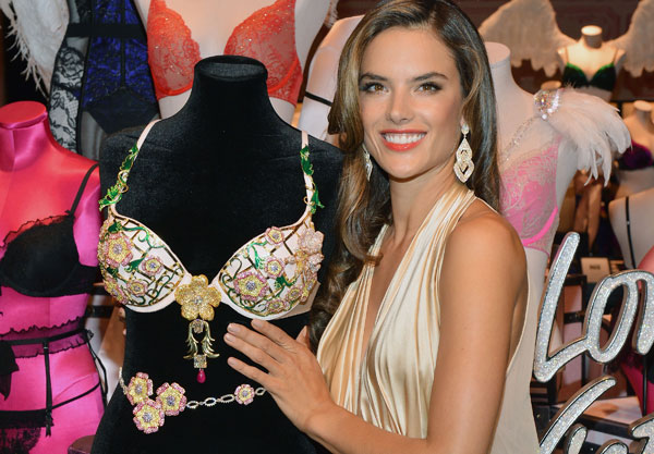 Victoria's Secret Reveals Fantasy Bra