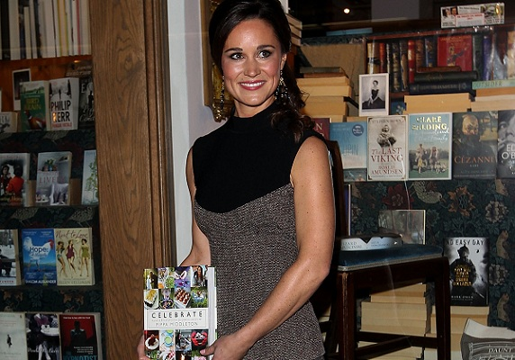 Pippa Middleton's Awkward Moment