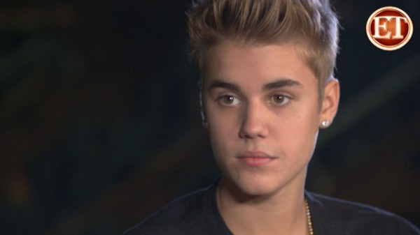 EXCLUSIVE: Bieber Praises His Mom for Strength