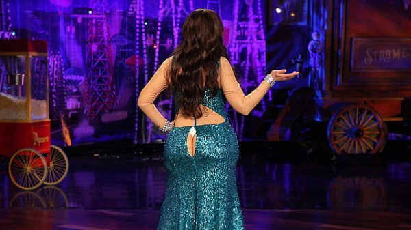 Ellen&#8217;s Wardrobe Malfunction as Sofia Vergara