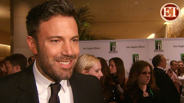 Ben Affleck Calls The Success of 'Argo' a 'Dream'