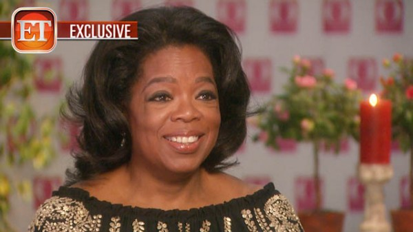 Oprah Plays Secret Santa to Military Families