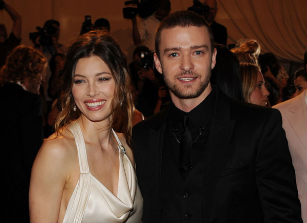 Justin Timberlake And Jessica Biel Are Married!