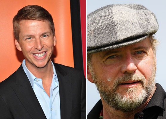 Go LIVE with Aidan Quinn and Jack McBrayer