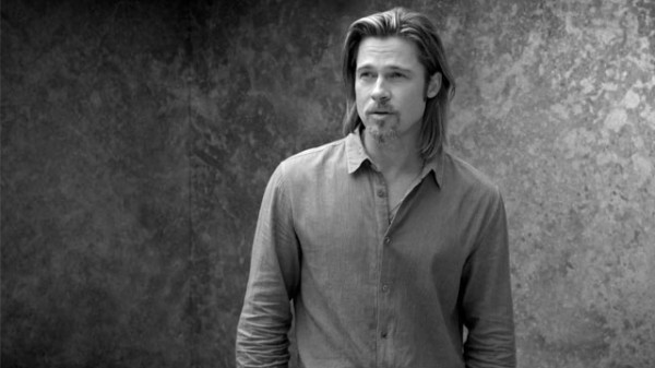Brad Pitt Debuts Full-Length Chanel Ad
