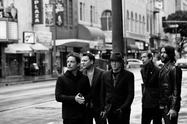 The Wallflowers 'Live on Letterman'