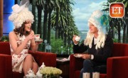 Ellen Throws Keira Knightley a Bridal Tea Party