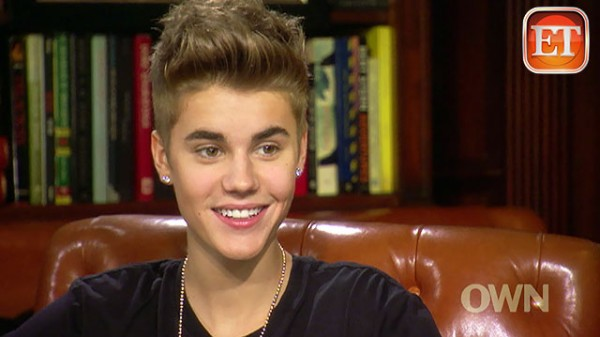 Oprah Cautions Bieber Against Marrying Young