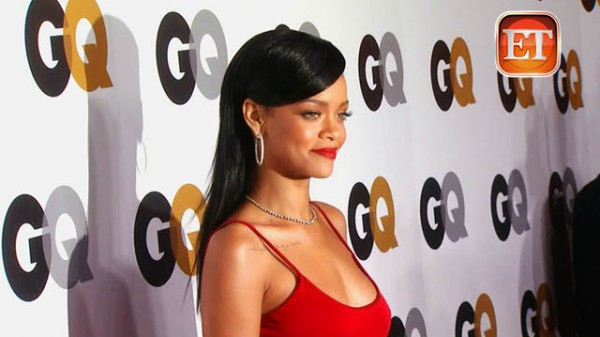 'GQ' Men of the Year Dazzled by Rihanna's Cover