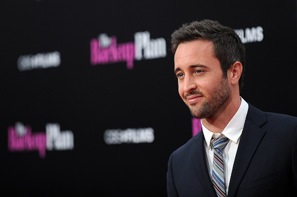Alex O&#8217;Loughlin Is A Proud Sleep-Deprived Papa
