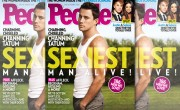 Channing Tatum: Officially The 'Sexiest Man Alive'