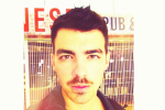 Joe Jonas and Dwayne Johnson Show Off Movember Growth