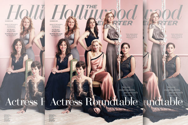 THR&#8217;s Roundtable: Brutal Auditions and Paparazzi Fears