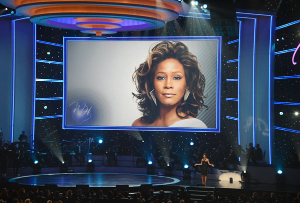 A Salute To Whitney Houston