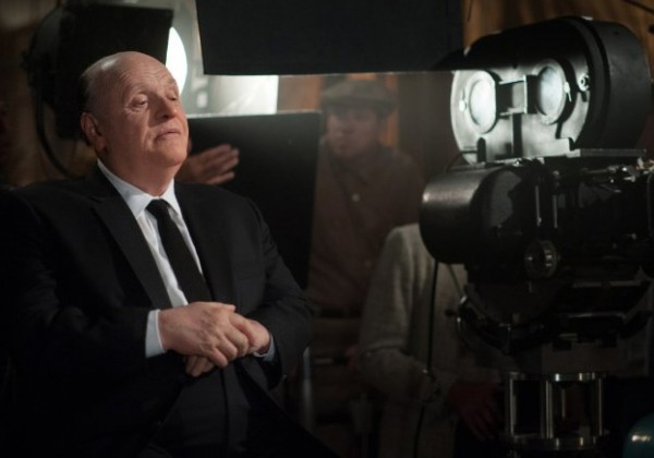 Anthony Hopkins On Morphing Into 'Hitchcock'