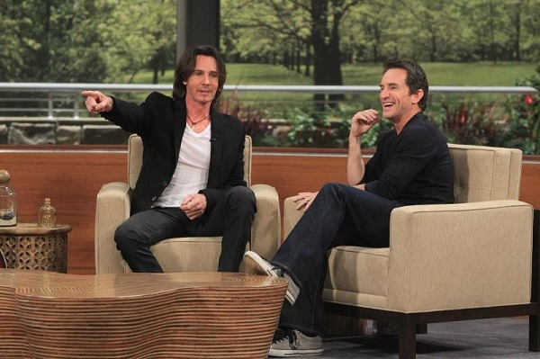 Rick Springfield Addresses Suicide Attempt