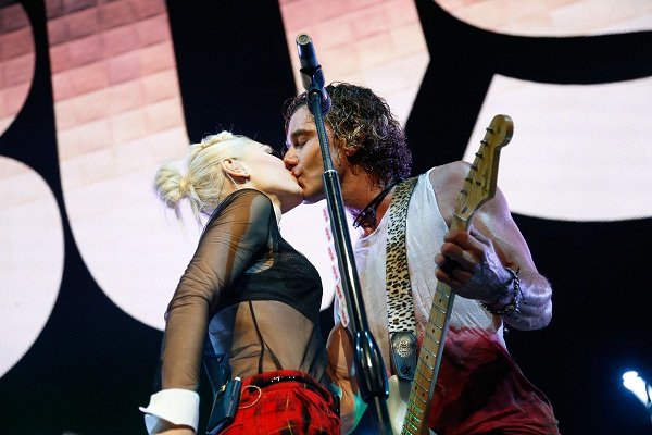 Gwen Stefani And Gavin Rossdale&#8217;s Duet