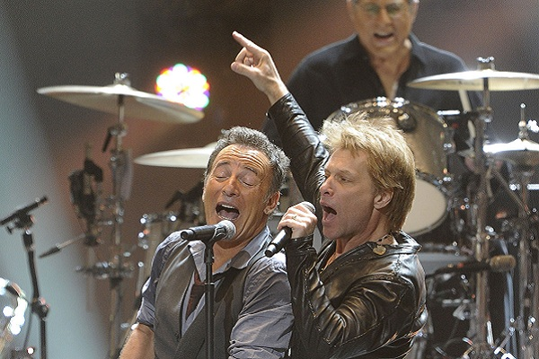 Bon Jovi's 'Not Running Anymore' Video