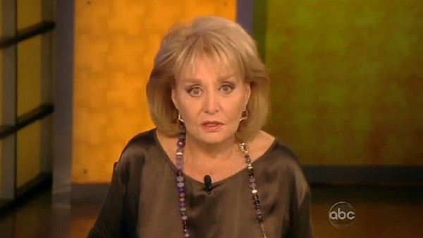 Barbara Walters Names &#8216;Most Fascinating&#8217; of 2012