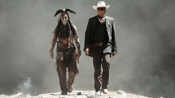 New Trailer: &#8216;The Lone Ranger&#8217;